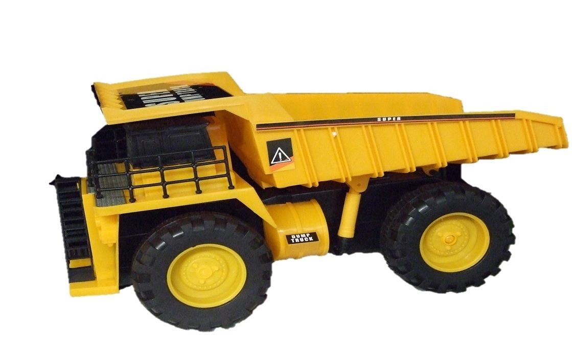 Toy Trucks For Boys : Toy remote control large dumper truck boys girls toys mod